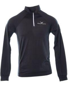 Блуза BLACK CREVICE