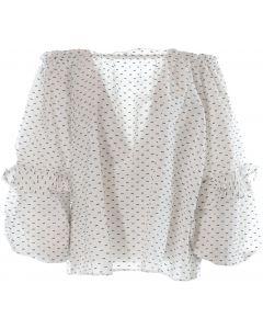 Блузи и туники MANGO VIOLETA