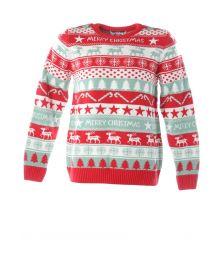 Пуловери и плетива BRITISH CHRISTMAS