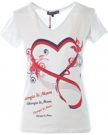 Тениска GIORGIO DI MARE