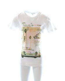 Тениска ALPHABET